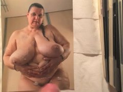 BBW Bettie vidz cum tribute