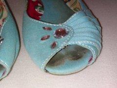 Fucked her vidz often worn  super ballerinas