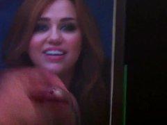 Cum tribute vidz to number  super 2 to Miley Cyrus