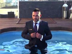 Speedo Boy vidz annd Man  super in Suit