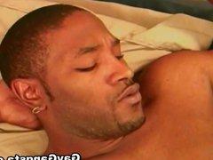 Ebony Gay vidz Penetrate his  super Boyfriend Tight Ass