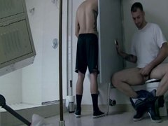 Gloryhole with vidz a skater