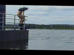 bloot op vidz de boot