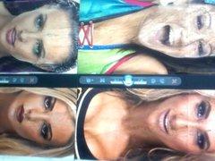 Nova - vidz WWE 4-Woman  super Cum Tribute (NXT Special