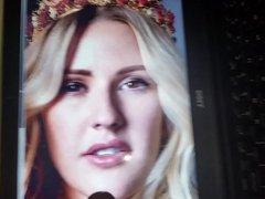 Ellie Goulding vidz cumtribute