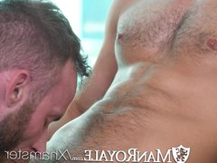 ManRoyale - vidz Dirty not  super daddy Derek Parker Pounds Ethan Slade