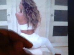 Beyonce cum vidz tribute (cum  super tribute 5)