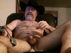 Hot redneck vidz stroking