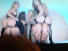 Phoenix Mari vidz Jada Stevens  super Remy LaCroix cum tribute #23