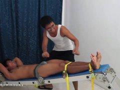 Tickle Games vidz With Asian  super Boy Jesse