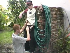Hung Redhead vidz Twinks David  super and Jarrin Fucking