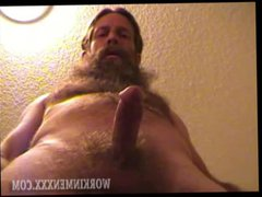 Mature Man vidz R.W. Jerks  super Off