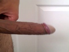 ME STROKING vidz MY HARD  super DICK AS I TEST OUT MY NEW COCK RING