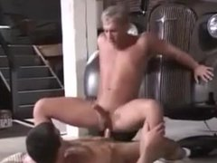 Macho Fucks vidz Blonde