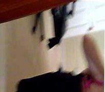 new dress vidz boots and  super panties mmmm