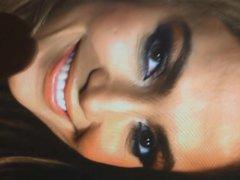 Jennifer Lopez vidz cum tribute  super #1