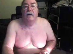 grandpa show vidz on cam