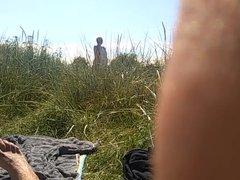 Flash on vidz beach 2