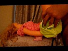 (80cm) Love vidz Doll Suzy  super Missionary