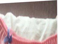 Tranny cums vidz into her  super cute silky panties