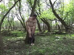 stripping in vidz the forest