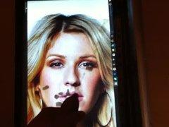 Ellie Goulding vidz Cum Tribute