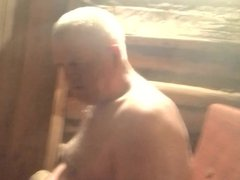 Chubby Men vidz Naked in  super the Sauna