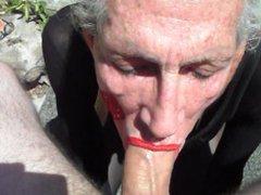 backyard blow vidz job