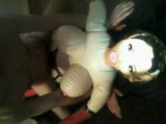 Doll Fucking vidz Wearing Members  super Dirty Thong