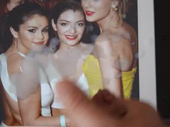 Cum on vidz Taylor Swift,  super Selana Gomez & Lorde - june 2015