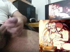 Fap Camera vidz - Patchouli  super & Koakuma (Touhou)