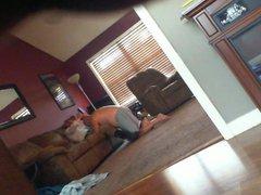 hidden cam. vidz 25 yr  super old redneck