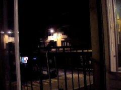 Balcony flashing vidz 1