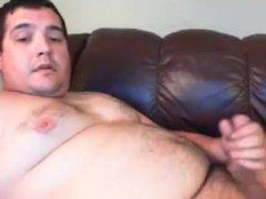 Chubby Bear vidz Cumshot