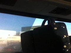 JO on vidz the bus