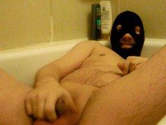 masked Piss vidz Drinking