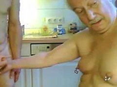 grandpa couple vidz on cam
