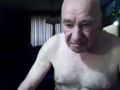 grandpa stroke vidz and play  super on cam