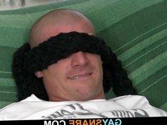 Gay surprise vidz for bald  super hunk