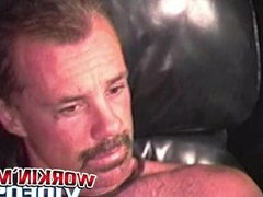 Horny amateur vidz dude Brandon  super loves to jerk his hard cock