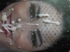 Vanessa Hudgens vidz Cum Tribute  super #8