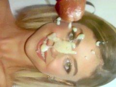 Sarah Hyland vidz Cum Tribute  super #6