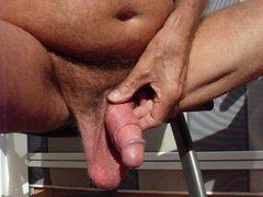 Long foreskin vidz - Low  super hanging balls