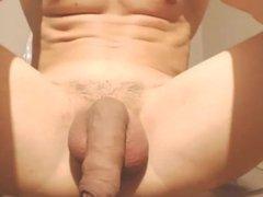 Big thick vidz uncut cock  super dick shaved balls mushroom head