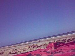 lilian77 chastity vidz belt at  super the beach 02