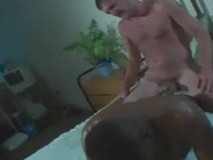 Interracial on vidz Bed