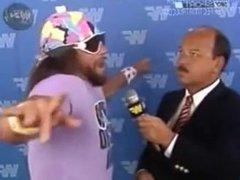 MACHO MAN vidz GETS STRAIGHT  super BUTTFUCKED BY WWE. CREAM EVERYWHERE XDDDDDDDDDDDDDD