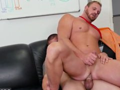 Long cock vidz small gay  super sex mobile free download First day at work
