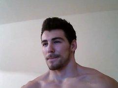 Gorgeous straight vidz Italian boy  super cums