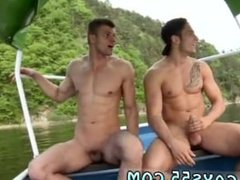 Gay mature vidz outdoor movies  super tumblr Two Dudes Have Anal Sex On The Boat!